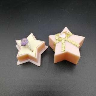 🚚 【sigmanet家庭百貨】全新日本專櫃紫水晶女戒