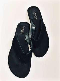 Lauren by Ralph Lauren Fringe Sandals | #CNY2019