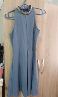 🚚 Blue Dress