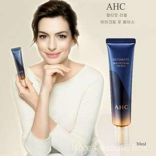 AHC ULTIMATE REAL EYE CREAM FOR FACE 30 ML