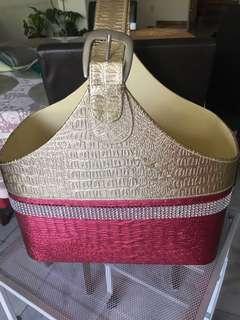 Gift basket /box for CNY.