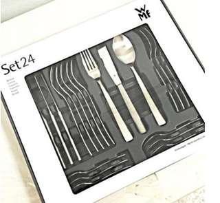 WMF Cromargan 18/10 Cutlery Set 24 Stainless Steel