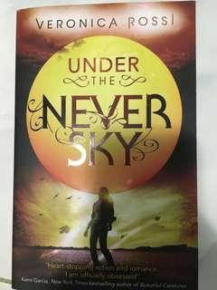 Under the never sky and magisterium:Iron trials