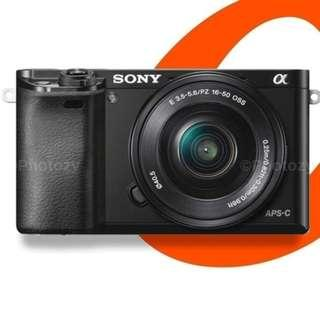 [CNY SALES] Sony Alpha a6000 + 16-50mm Lens