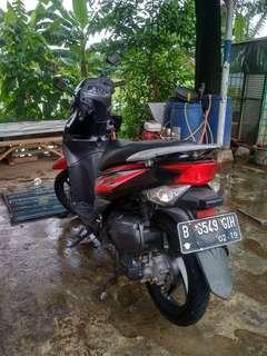 Honda spacy 2014