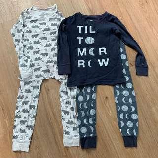 🚚 Kids Pajamas by Old Navy Pyjamas Sleepwear