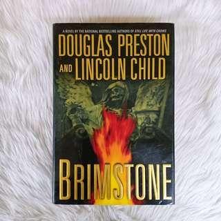 (Hardbound) Brimstone Douglas Preston and Lincoln Child