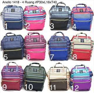 Backpack Anello 1418