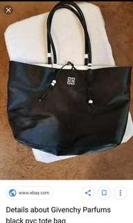 Givenchy tote bag with tie