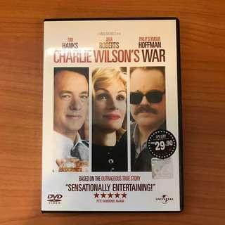 Charlie Wilson's War DVD (Tom Hanks)
