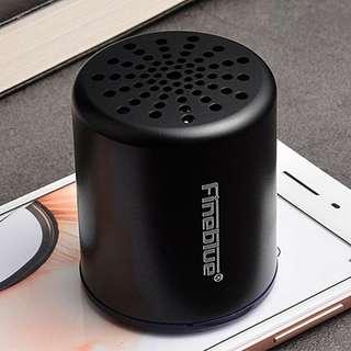 fineblue portable wireless speaker
