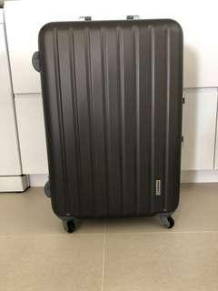 🚚 Cabin size suitcase grey