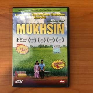 Mukhsin DVD