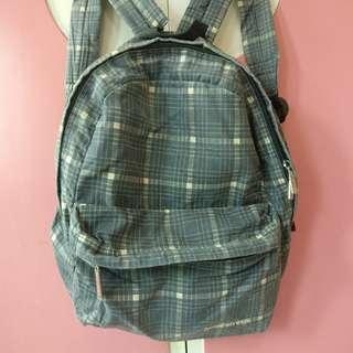 Heartstrings Plaid Backpack