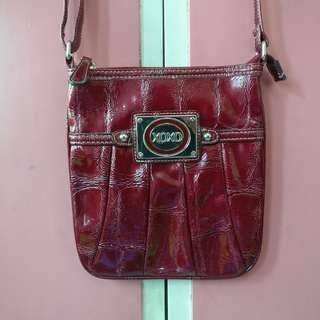 Xoxo Red Shoulder Bag