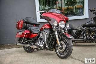Harley Davidson Ultra Limited for Rental
