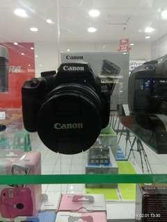 Kamera canon eos 3000D cicilan tanpa kartu kredit Dp ringan