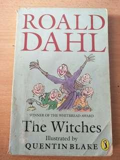 🚚 the witches by roald dahl