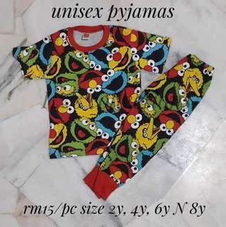 Pyjamas 3 set rm50 free postage