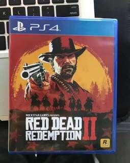 Red Dead Redemption 2 有code有地圖