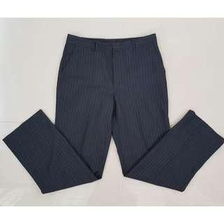 Feraud Dress Pants / Office Pants Men - Stripe Pants