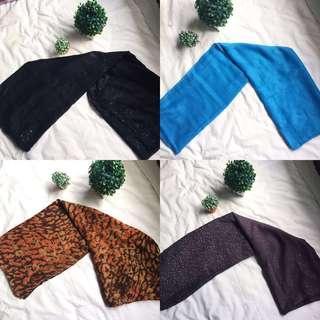 Wide Shawl , Cotton shawl