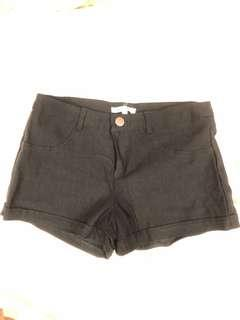 Ally - Black Dress shorts