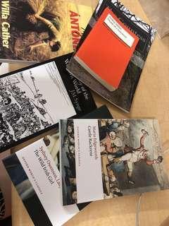 NTU 2033 Irish Literature