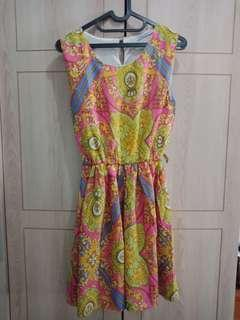 #CNY2019 preloved like new chic simple dress