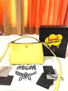 MCM Sarah Small Bag