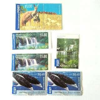 [1033] Australia International Post $1