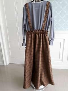 Overall Kaysa Dress from Jilbrave