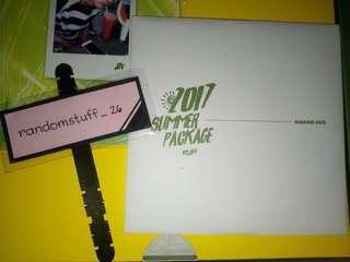 BTS Summer Package 2017 DVD