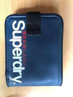 🚚 Superdry小皮夾
