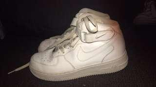 Mid Top Air Force 1