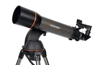 Celestron NexStar 102SLT Computerised 241x Telescope with tripod