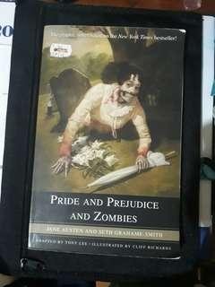 Pride and Prejudice and Zombies Graphic Novel