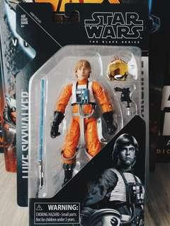 Star Wars: The Black Series 6 Inch Archive Collection Luke Skywalker Pilot Outfit(A New Hope)