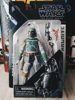 Star Wars: The Black Series 6 Inch Archive Collection Boba Fett(Empire Strikes Back)