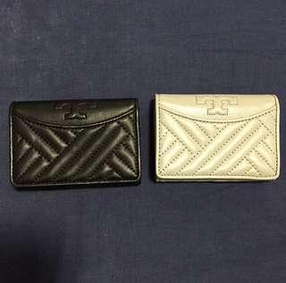 Tory Burch Mini wallet (Black sold❣️)
