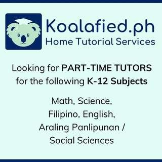 Hiring Home Tutors