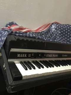 Fender Rhodes Mark 2 (1980)