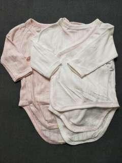 🚚 素色網眼包屁衣 連身衣 兔子裝 可愛粉色