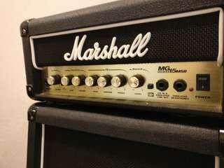 Marshall MG15MSII amp