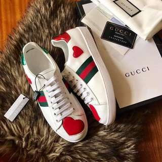 f01d0bc02 gucci sneakers leather | Luxury | Carousell Philippines