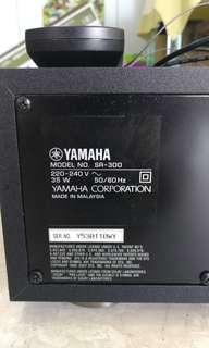 Yamaha SR-300