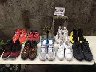 Nike Kobe Lebron Kyrie Kd PG Jordan Soldier Adidas Yeezy Boost CP3 Melo Harden Curry Hyperdunk Foamposite Cortez