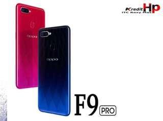 Cicil Oppo F9 Pro