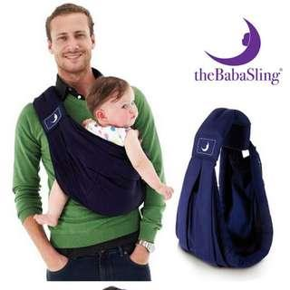 The Baba Sling : The Baba Sling Classic Carrier