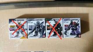Fw Gundam Converge #13 高達 盒蛋